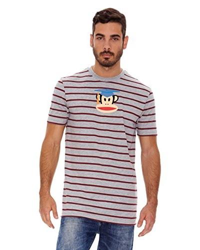 Paul Frank Camiseta Pf Graduated Julius Striped Ss Tee