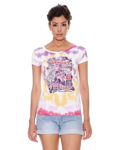 Peace & Love Camiseta Belvedere
