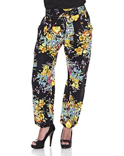 Peace & Love Pantalón Estampado Floral