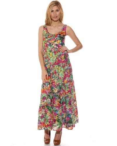 Peace & Love Vestido Estampado