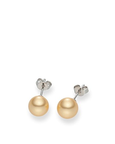 Pearls of London Pendientes Vera Crema