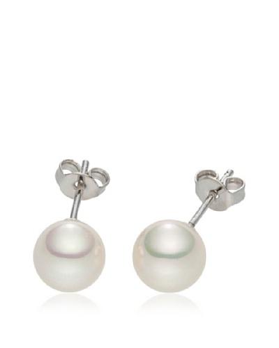 Pearls of London Pendientes Rachele Crema