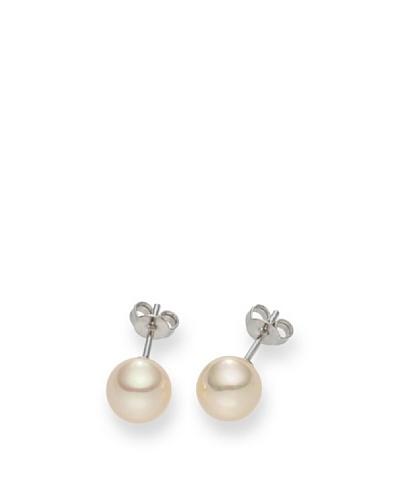 Pearls of London Pendientes Terra Beige