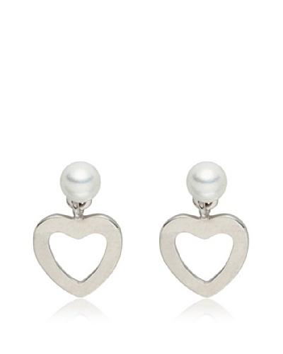 Pearls of London Pendientes Constansie Blanco