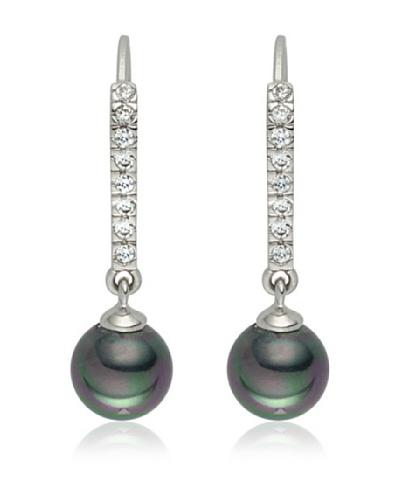 Pearls of London Pendientes Alonza Blanco