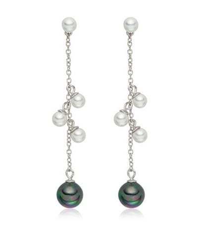 Pearls of London Pendientes Cerelia Blanco
