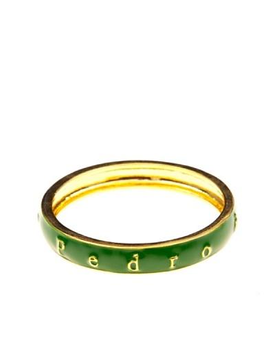 Pedro Del Hierro Pulsera Esmaltada Verde