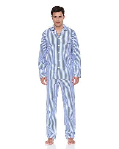 Pedro del Hierro Pijama Largo Tela Rayas