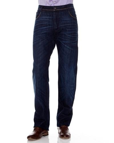 Pedro Del Hierro Jeans Bolsillos Azul