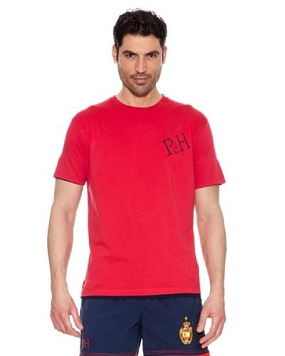Pedro Del Hierro Camiseta Contrastes