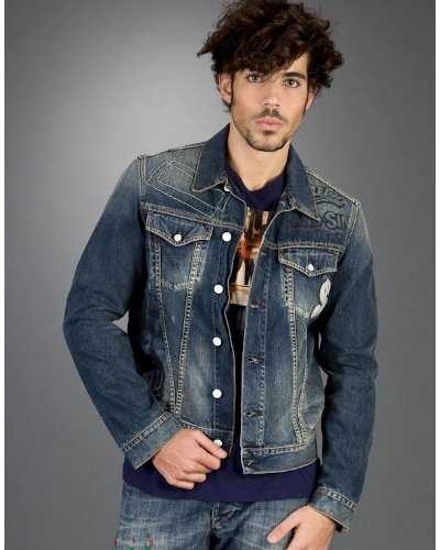 Andy Warhol by Pepe Jeans Chaqueta Bowie