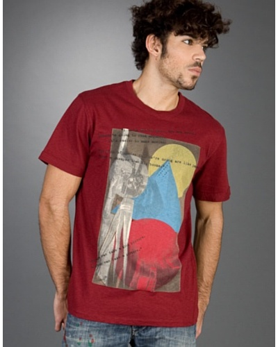 Andy Warhol by Pepe Jeans Camiseta Camera