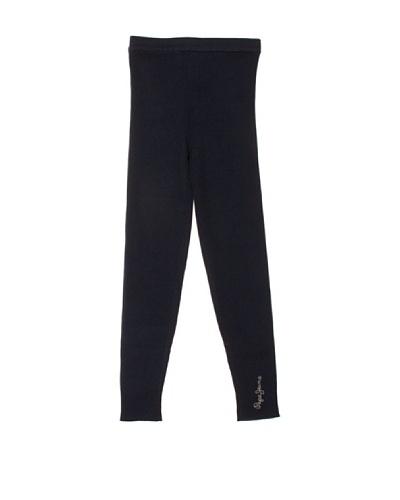 Pepe Jeans London Pantalón Elástico Rachel Azul
