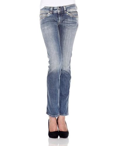 Pepe Jeans London Pantalón Vaquero Slinky Azul