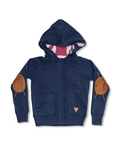 Pepe Jeans London Cárdigan Tibby Azul Oscuro