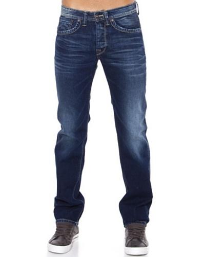 Pepe Jeans London Vaquero Kingston Azul Oscuro