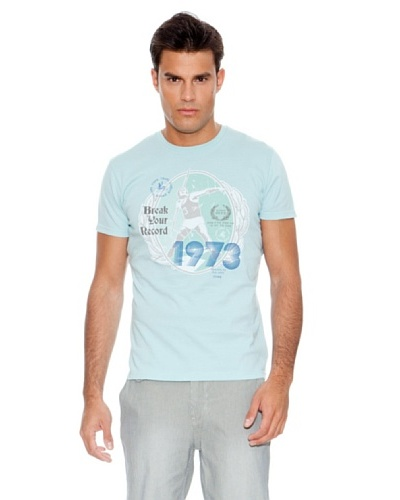 Pepe Jeans London Camiseta Phelps Azul
