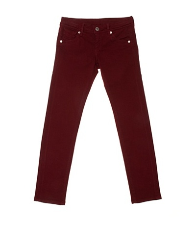 Pepe Jeans London Pantalón Brooker Granate