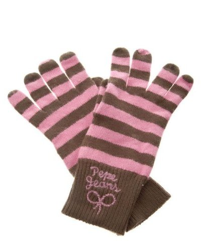 Pepe Jeans London Guantes Josslyn Rosa / Caza