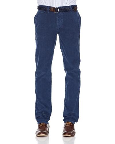 Pepe Jeans London Pantalón Adelphi Azul Índigo