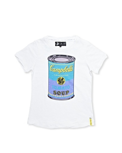 Pepe Jeans London Camiseta Party Blanco