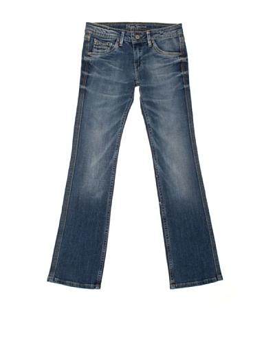 Pepe Jeans London Pantalón vaquero Rebecca Azul