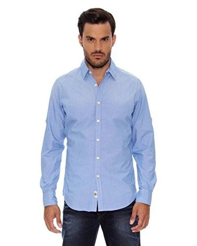 Pepe Jeans London Camisa Kenley Azul