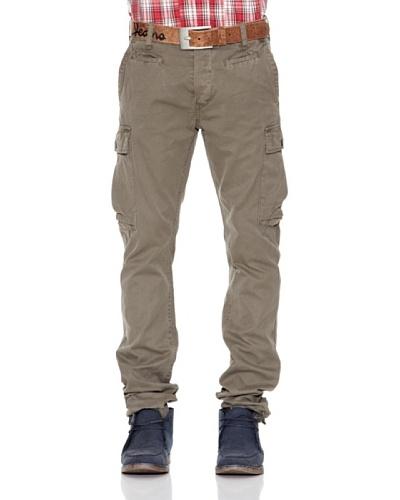 Pepe Jeans London Pantalón Varick Caqui