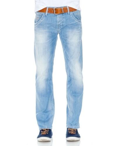 Pepe Jeans London Vaquero Tooting Azul Medio