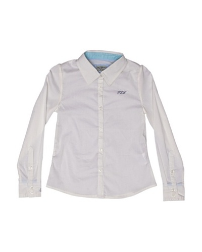 Pepe Jeans London Camisa Blanche