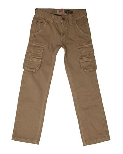 Pepe Jeans London Pantalón Acorn Marrón