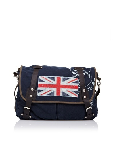 Pepe Jeans London Bolso Cracker Azul
