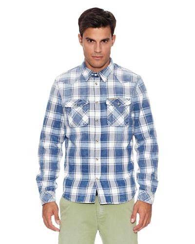 Pepe Jeans London Camisa Ruction Azul