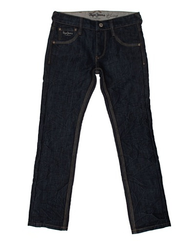 Pepe Jeans London Vaquero Shovel Azul