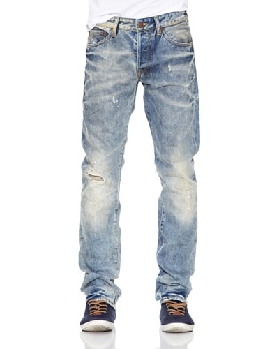 Pepe Jeans London Vaquero Gold Digger Azul Medio