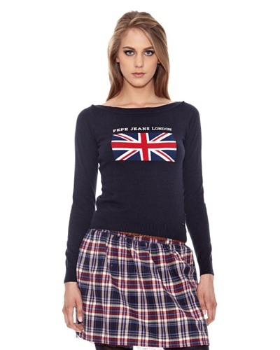 Pepe Jeans London Jersey Berry