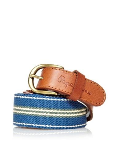 Pepe Jeans London Cinturón Istoben Azul
