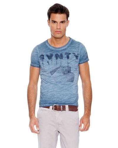 Pepe Jeans London Camiseta Cale Azul