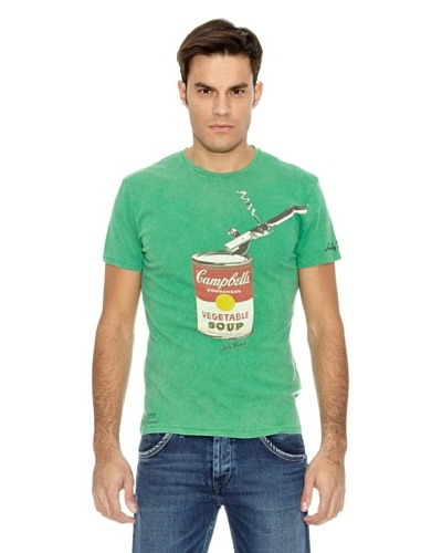 Pepe Jeans London Camiseta Flavour Verde