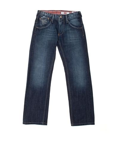 Pepe Jeans London Pantalón vaquero Mould Azul