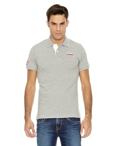 Pepe Jeans London Polo Murphie Gris