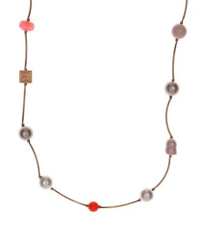Pertegaz Collar Perlas de Mallorca Fresa