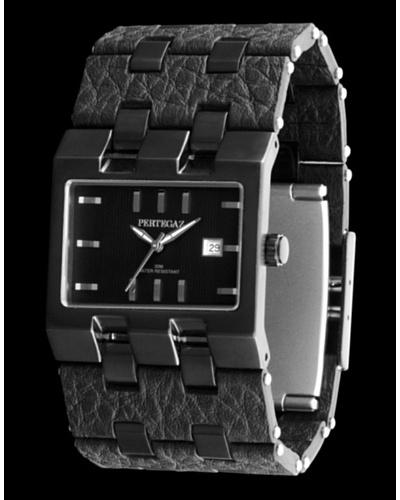 Pertegaz Reloj P19007/X Negro