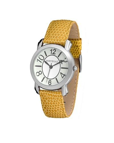 Pertegaz Reloj P70431/Y Amarillo