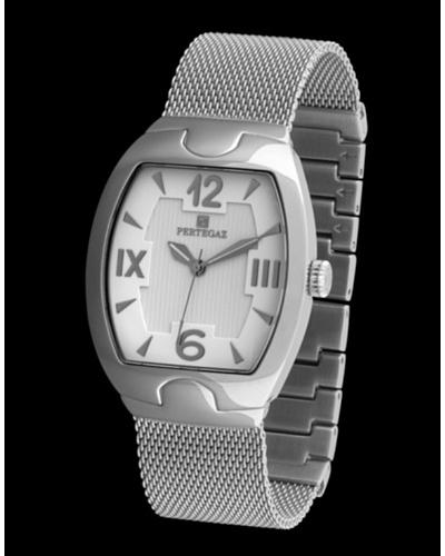 Pertegaz Reloj P70406/B Acero