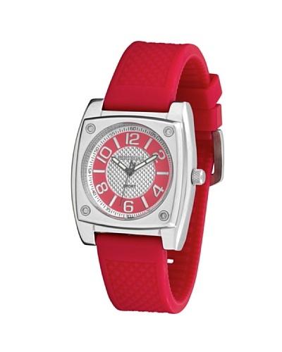 Pertegaz P14029R - Reloj de Señora caucho Rojo