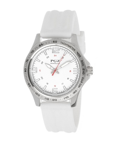 PGZ by PERTEGAZ Reloj PGZ-014/W Blanco