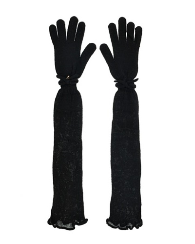 Phard Guantes Noelle Negro