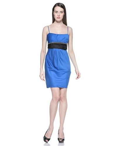 Phard Vestido Vargas Azul