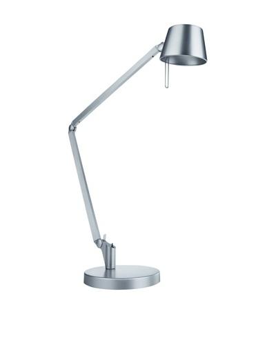 Philips Lámpara De Sobremesa De Alumino Con Brazo Flexible Y Cabezal Orientable